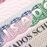 Schengen «visado de estancia»